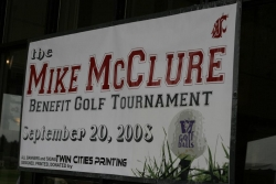 Mike McClure Benefit Golf Tournament