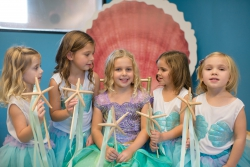 A Magical Mermaid Birthday Party