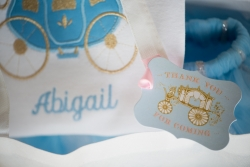 A Dream Come True Cinderella Birthday Party