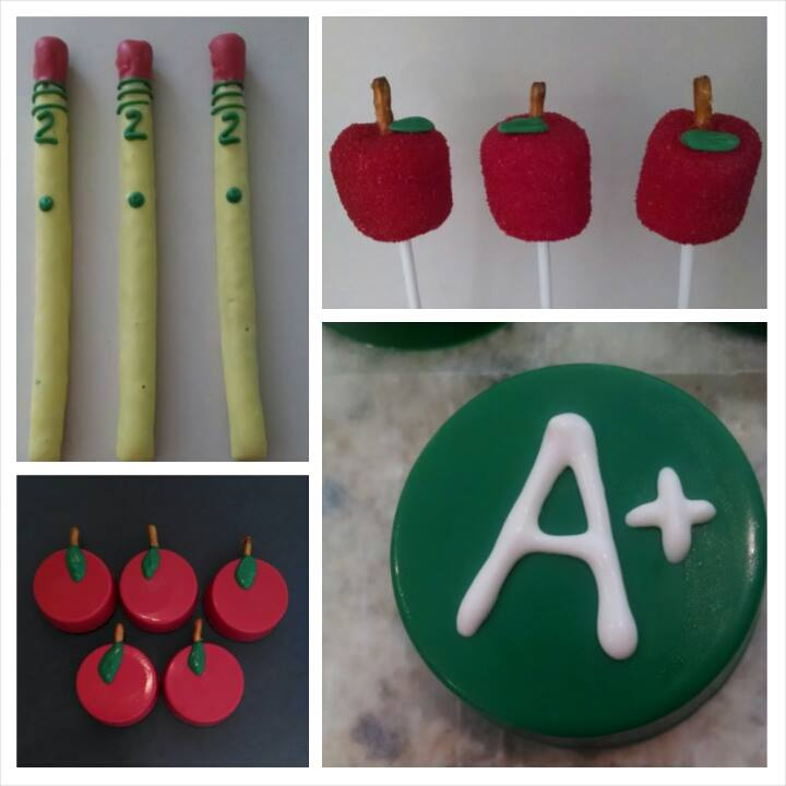 Back to School Sweets
