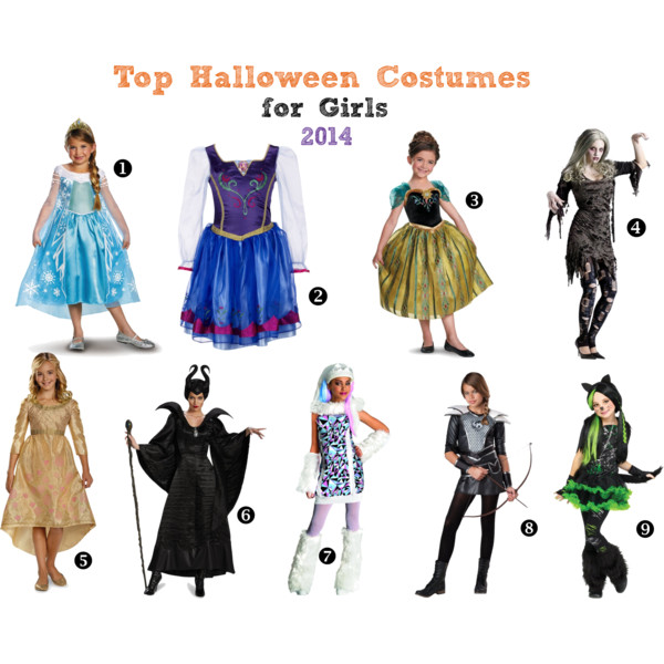 top halloween costumes for 2014