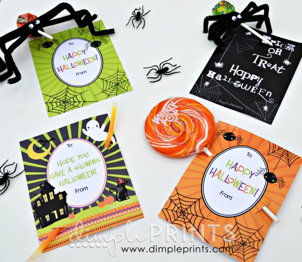 free halloween prints