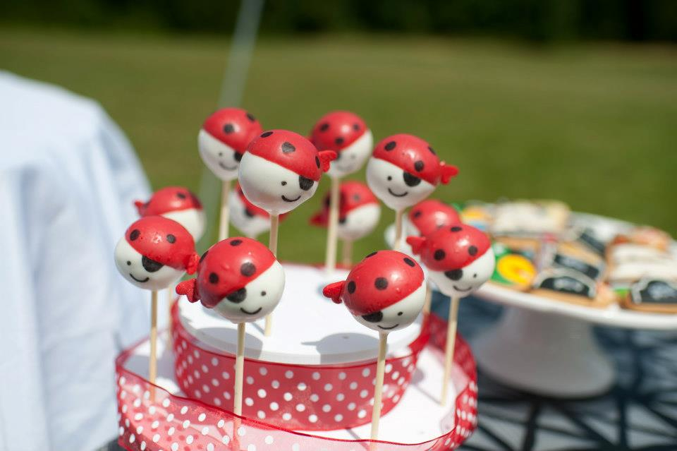 pirate party cakepops