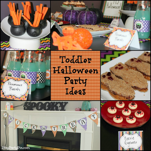 A Halloween Party Idea Round-Up