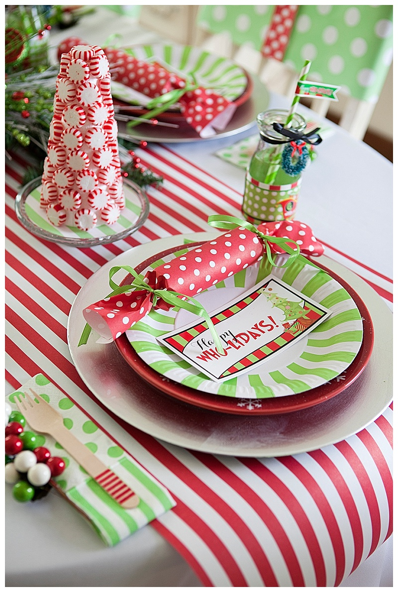A Grinch Inspired Christmas Party | Hoopla Events | Krista ...
