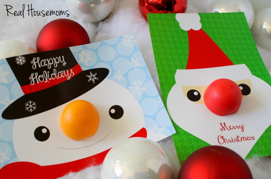 Lipbalm Christmas favor