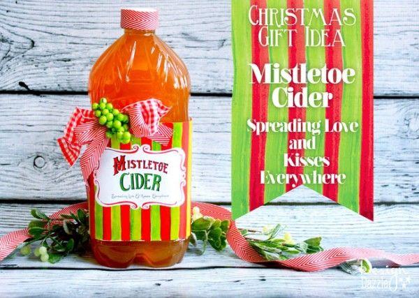 Mistletoe Cider