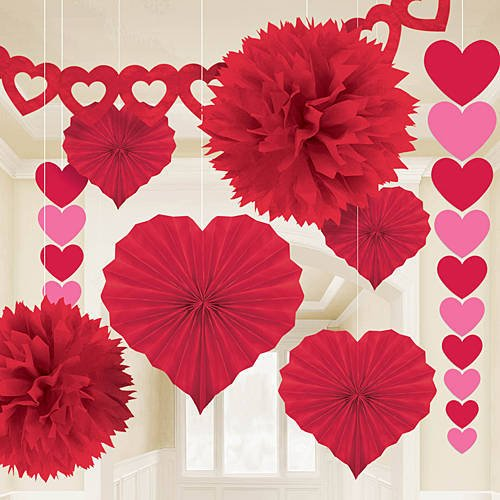 Valentine's Day decorating kit