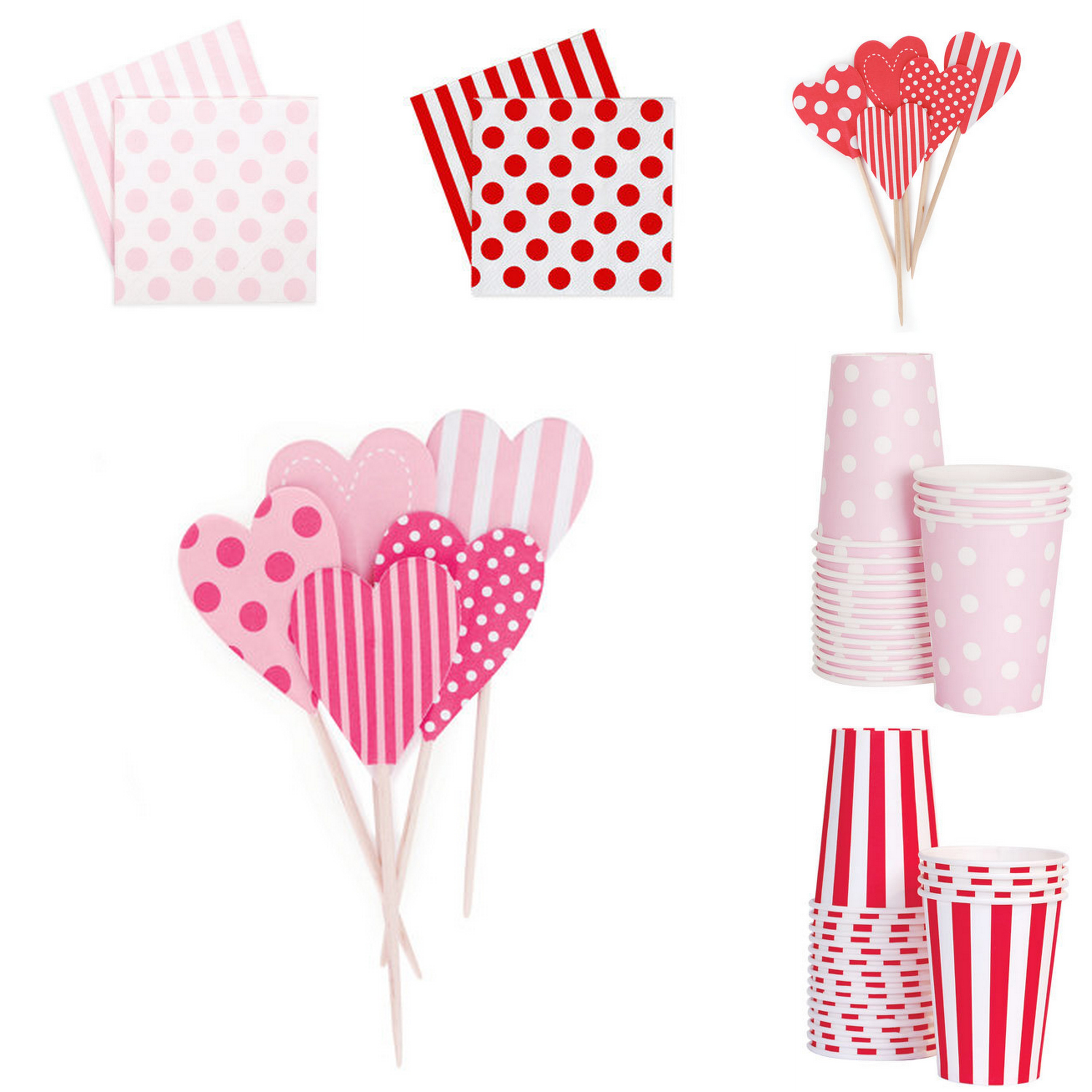 Valentine S Day Decoration Party Supply Ideas Hoopla Events