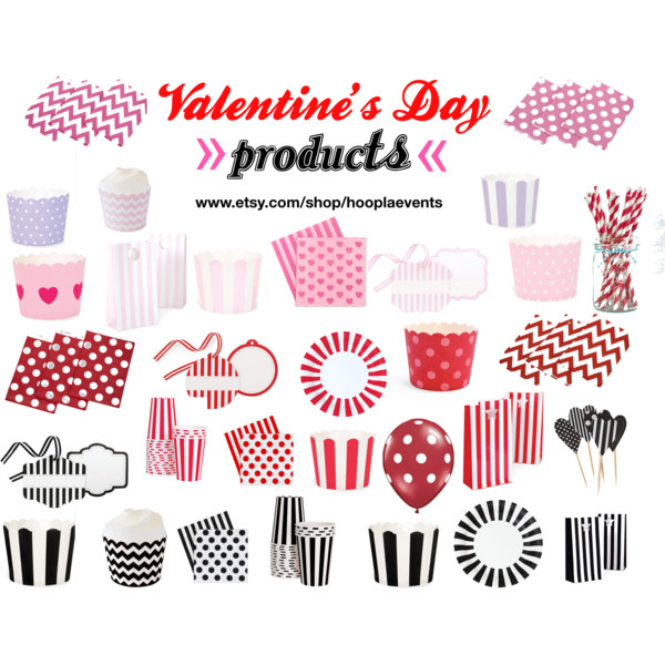 Valentine's Day party products