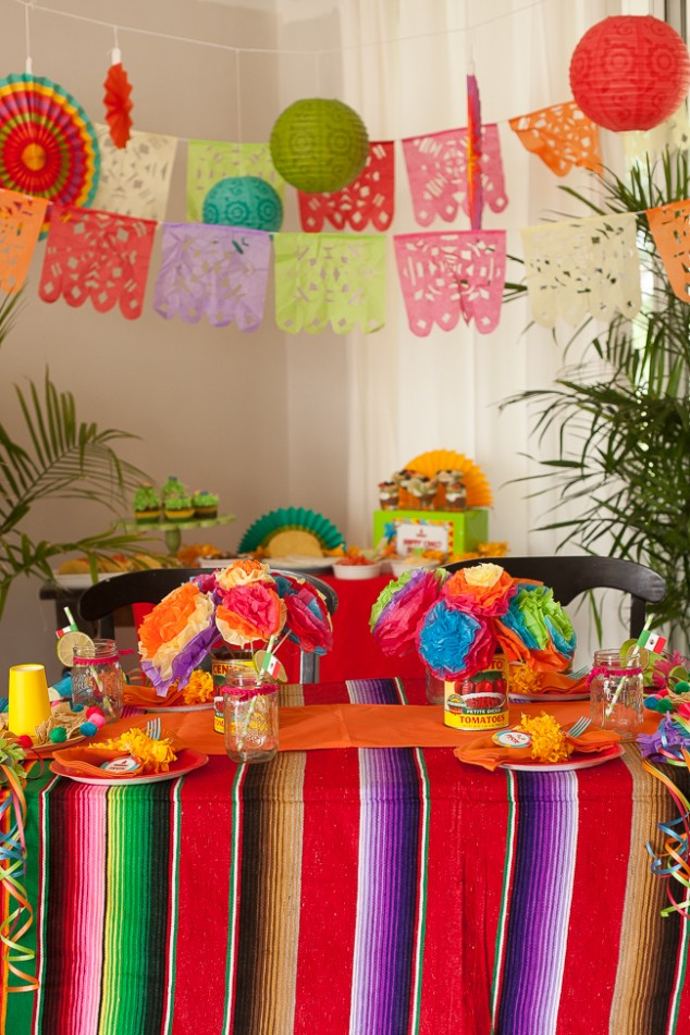 Cinco de mayo party ideas hoopla events krista o 39 byrne - Cinco de mayo party decoration ideas ...