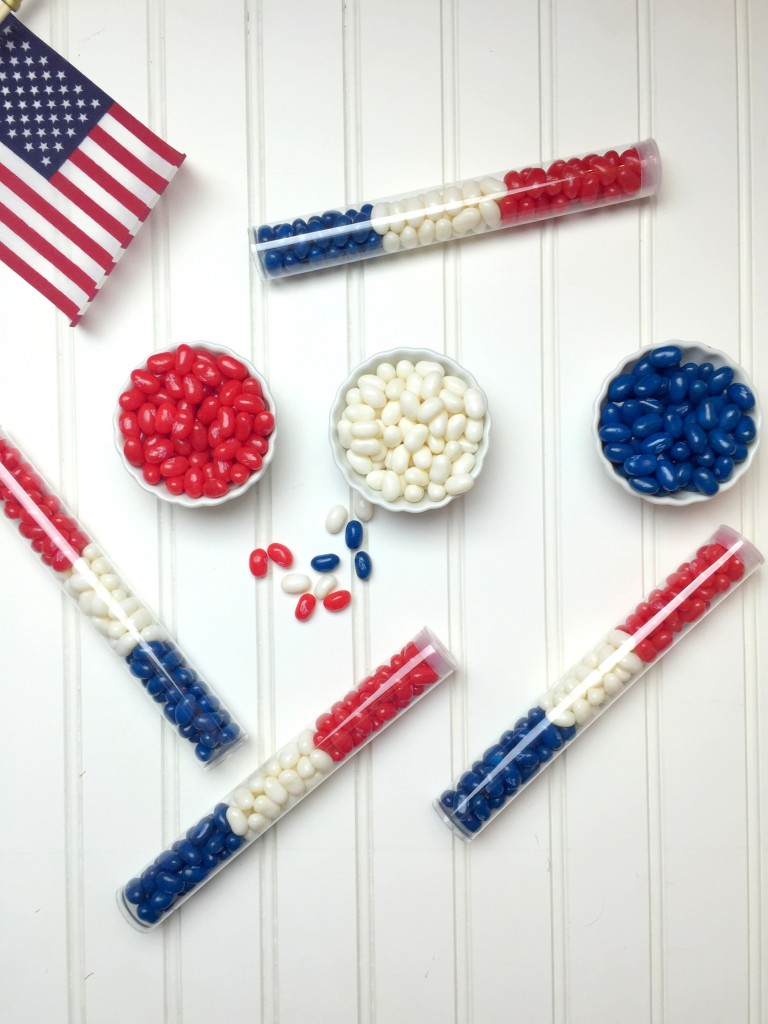 4th of July candy favors