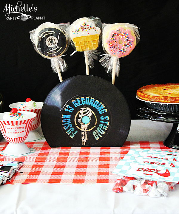 50s Diner Decoration Ideas
