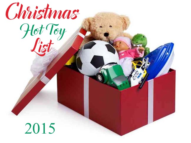 Christmas Hot Toy List