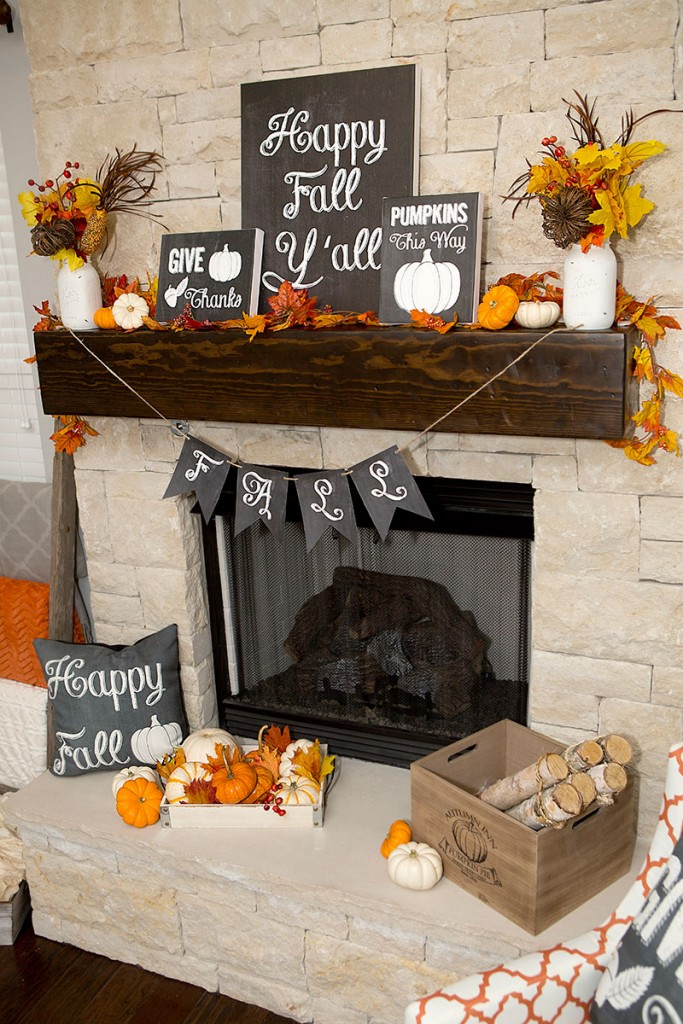Pumpkin-Fall-Mantle