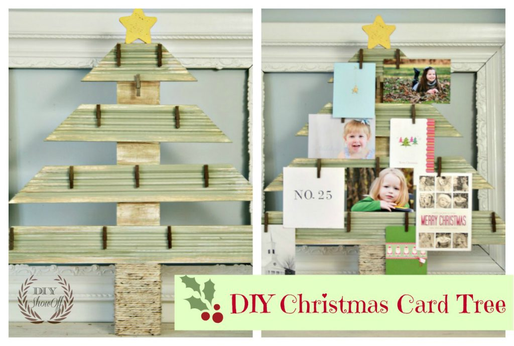 diy-christmas-card-tree